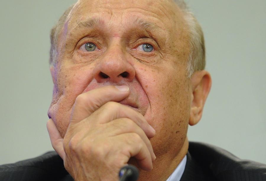 Пресс-конференция главы Оскаровского комитета России Владимира Меньшова