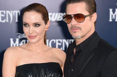 Брэда Питта могут посвятить в рыцари вслед за Джоли