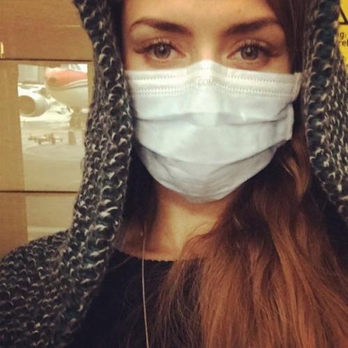 Виктория Боня боится заразиться вирусом Эбола