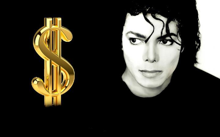 Майкл Джексон продолжает зарабатывать миллионы