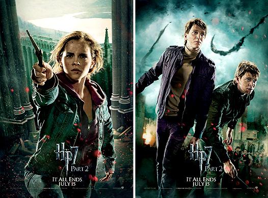 Продолжение «Гарри Поттера» не за горами