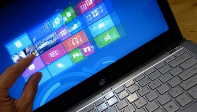 Touchscreen-Ultrabook